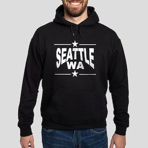Seattle WA Hoodie