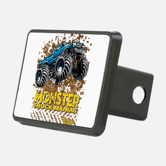 Monster Truck Maniac Hitch Cover