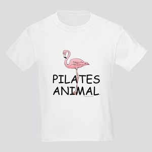 Pilates Animal Kids Light T-Shirt