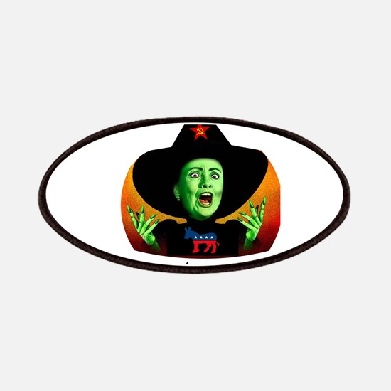 HILLARY'S COMING Patch