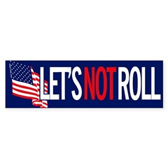 Let's Not Roll