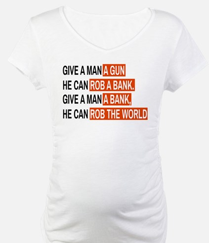 Banks Rob The World Shirt