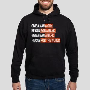 Banks Rob The World Hoodie