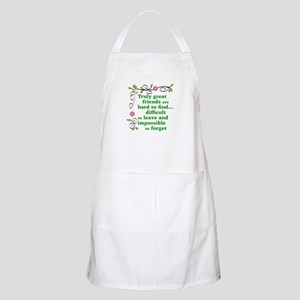 GREAT FRIENDS Apron