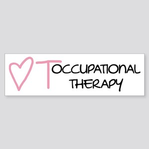 Occupational Therapy - Bumper Sticker