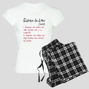 Sister-in-law Women's Light Pajamas