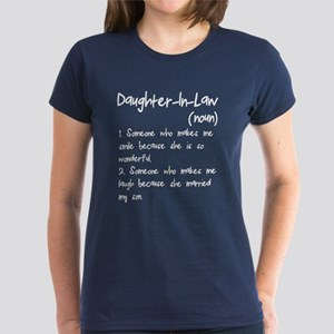 Daughter-in-law Women's Dark T-Shirt