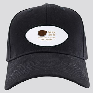 CHOCOLATE AND PRAYER Black Cap