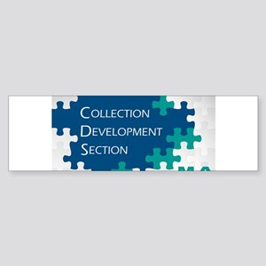 CDS logo Bumper Sticker
