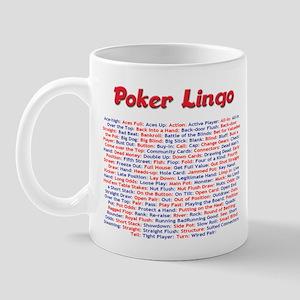 Poker Lingo Mug