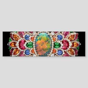 Costume Jewelry Bumper Sticker