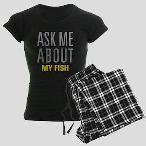 My Fish Women's Dark Pajamas