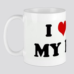 I Love   MY  PA Mug