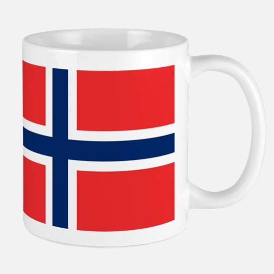 Flag of Norway Mug