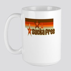 Sucka Free Large Mug
