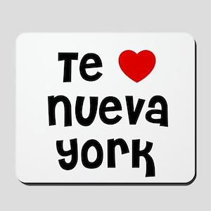 Te * Nueva York Mousepad
