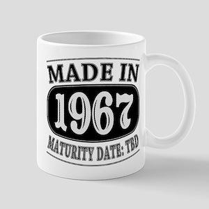 Made in 1967 - Maturity Date TDB Mug