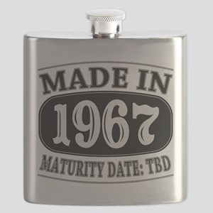 Made in 1967 - Maturity Date TDB Flask