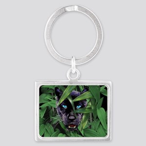 Prowling Panther Keychains