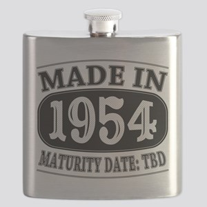 Made in 1954 - Maturity Date TDB Flask