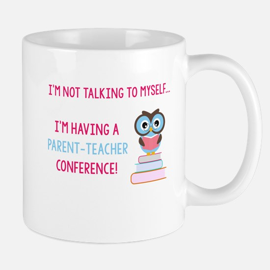 Parent-Teacher Conference Mugs