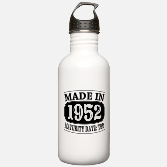 Made in 1952 - Maturit Water Bottle