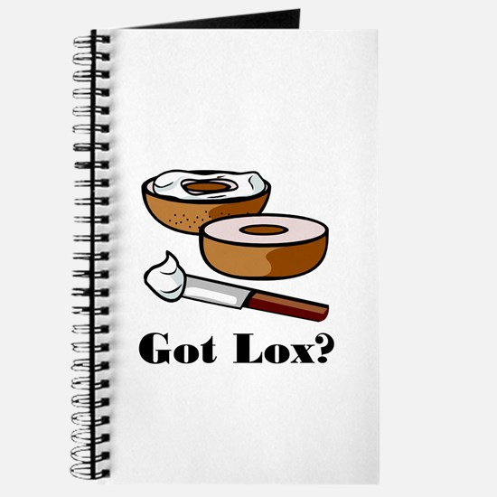 Got Lox? Journal