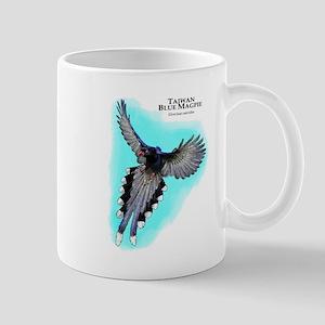 Taiwan Blue Magpie Mug
