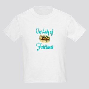 Our Lady of Fatima Kids Light T-Shirt