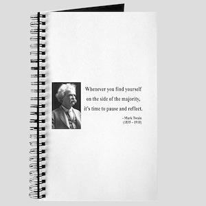 Mark Twain 11 Journal
