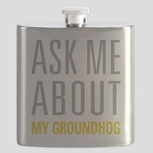 My Groundhog Flask