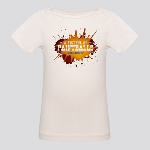 A Fistful of Paintballs Organic Baby T-Shirt