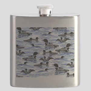 Lots of Loons Flask