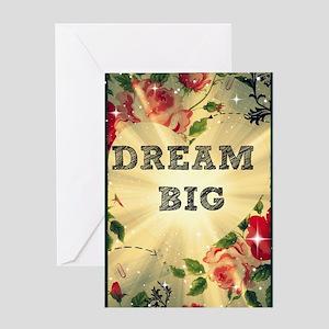 Dream Big Greeting Cards