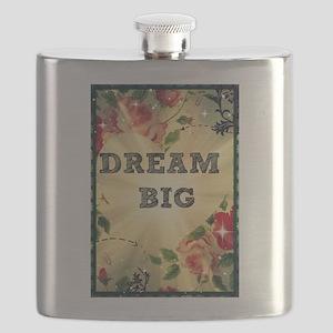 Dream Big Flask