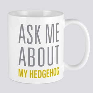 My Hedgehog Mugs