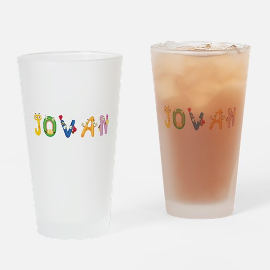 Jovan Drinking Glass