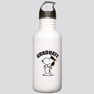 Snoopy Graduate Stainless Water Bottle 1.0L