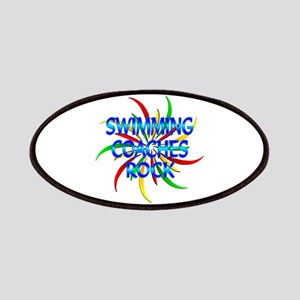 Swimming Coaches Rock Patch