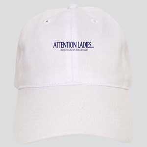 I ENJOY GREY'S ANATOMY Cap