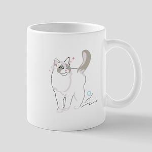 Ragdoll cat Mugs