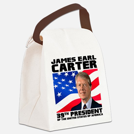 39 Carter Canvas Lunch Bag