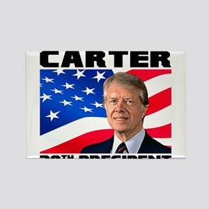 39 Carter Rectangle Magnet