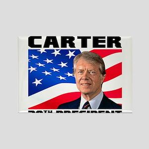 39 Carter Rectangle Magnet