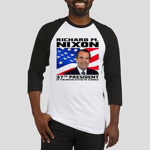37 Nixon Baseball Jersey