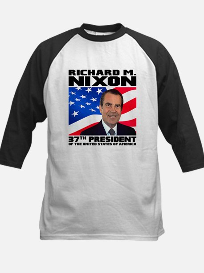 37 Nixon Kids Baseball Jersey