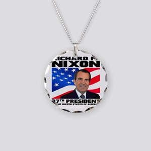37 Nixon Necklace Circle Charm