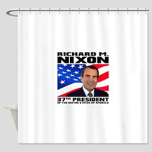 37 Nixon Shower Curtain
