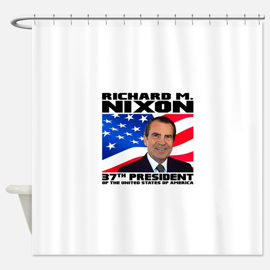37 Nixon Shower Curtain