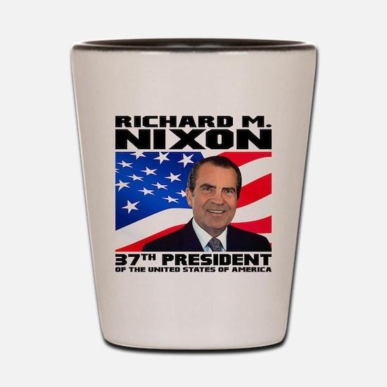 37 Nixon Shot Glass